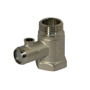 Safety valve for boiler