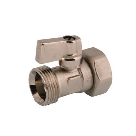 MF ball valve with sliding nut Euroconus
