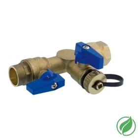 Tankless isolation valves CxC