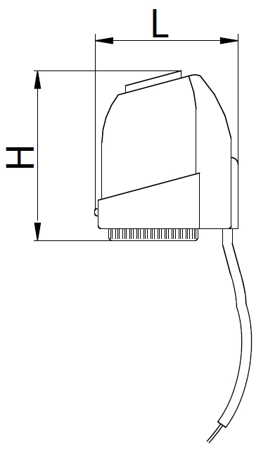 Datasheet - Thermoelectric head 2 cables