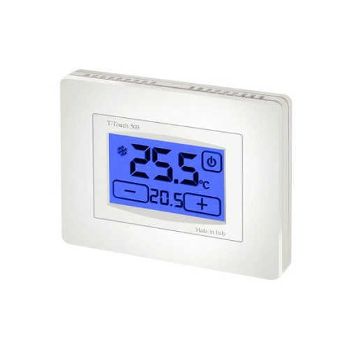 digital touch screen thermostat. Black Bedroom Furniture Sets. Home Design Ideas