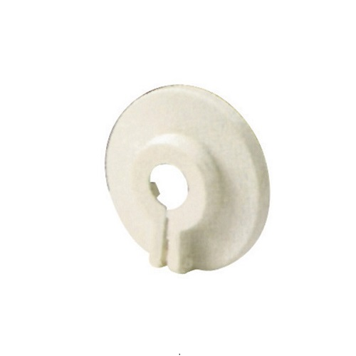 Plastic cover for radiator valve