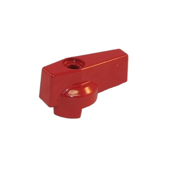 T-handle for ball valves