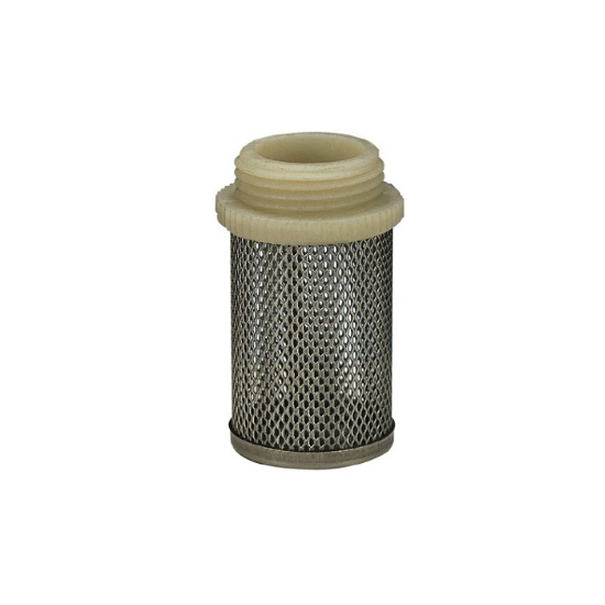Filter for brass check valve